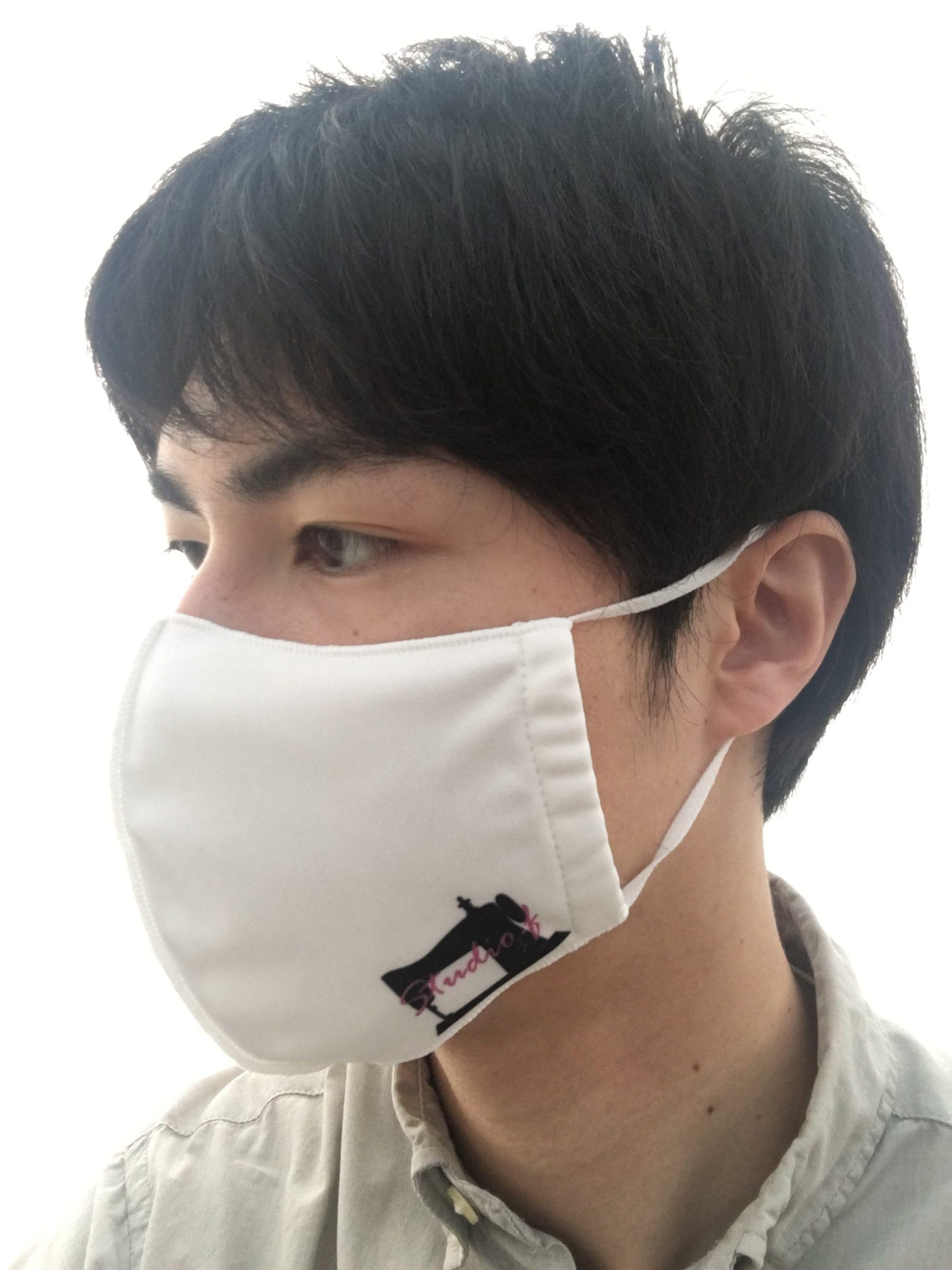 オリジナルプリントマスク最低受注枚数変更のお知らせ