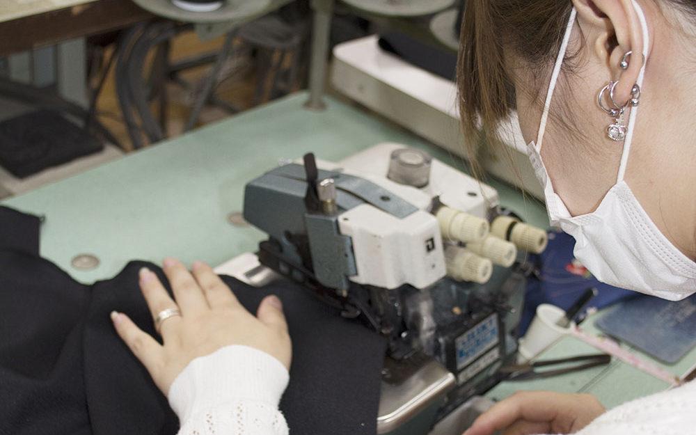 スタジオ・エフは衣装製作もOEM生産もしている会社です。